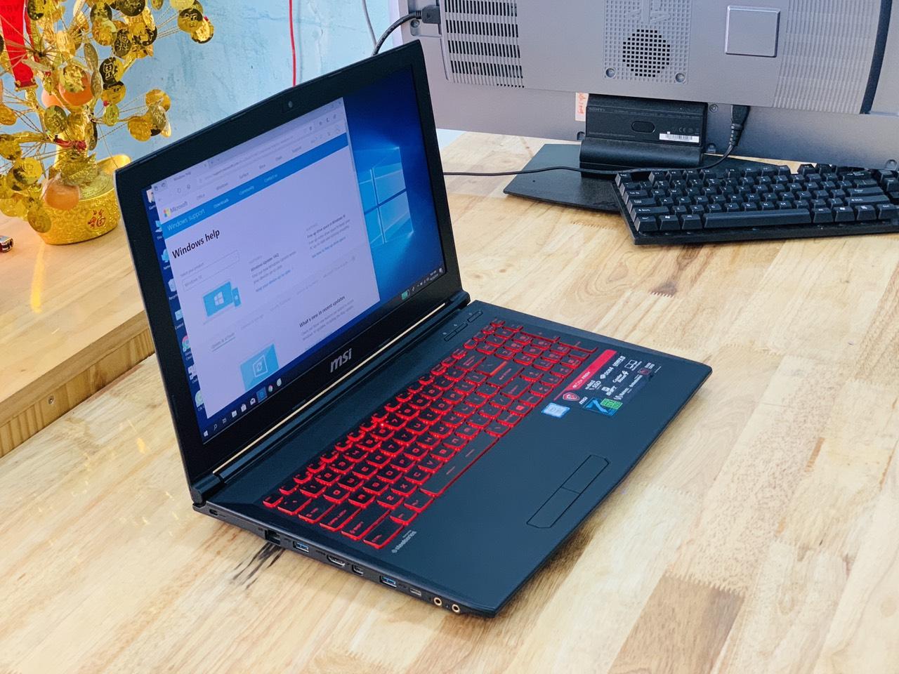 Laptop Gaming MSI GL62M