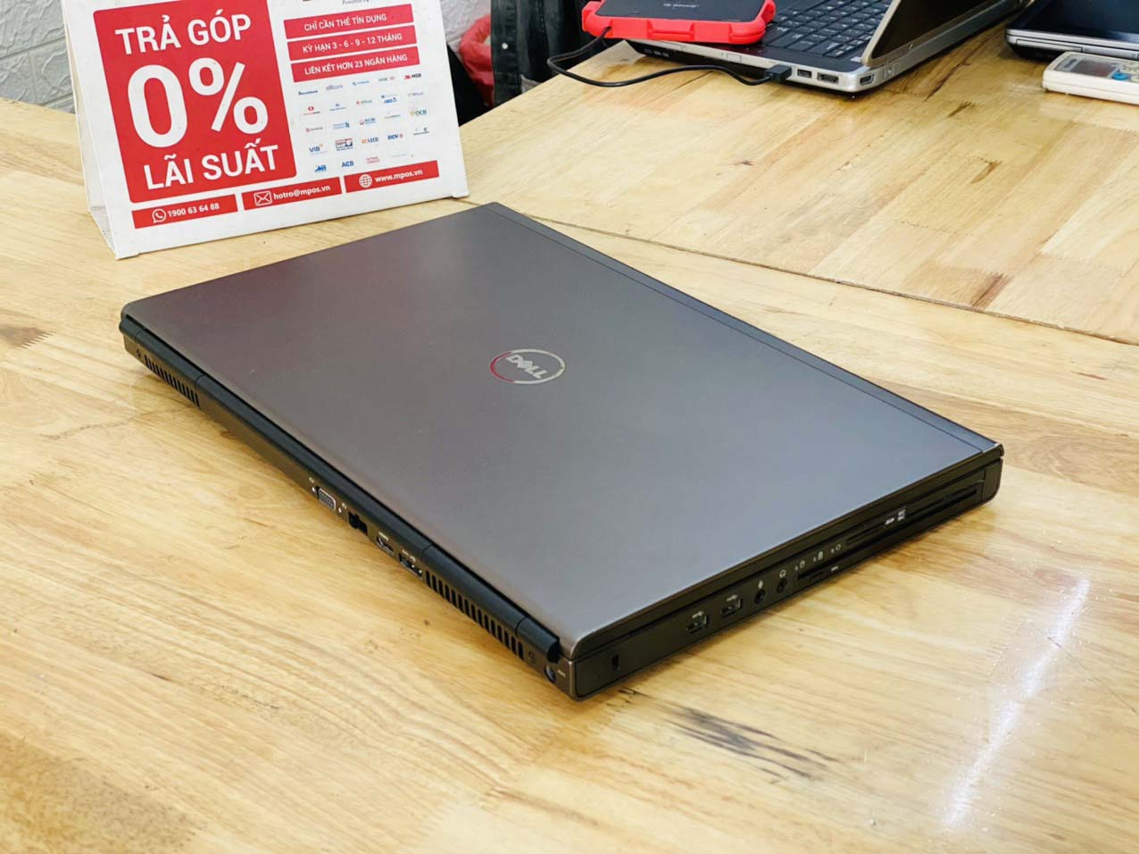Dell Precision M6800 i7-4900MQ