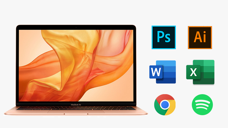 Macbook Air Retina 13-inch 2019