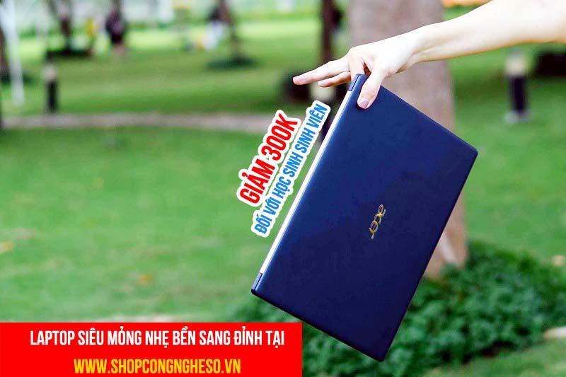 Chọn mua laptop cũ giá rẻ và an tâm nhất tại TPHCM