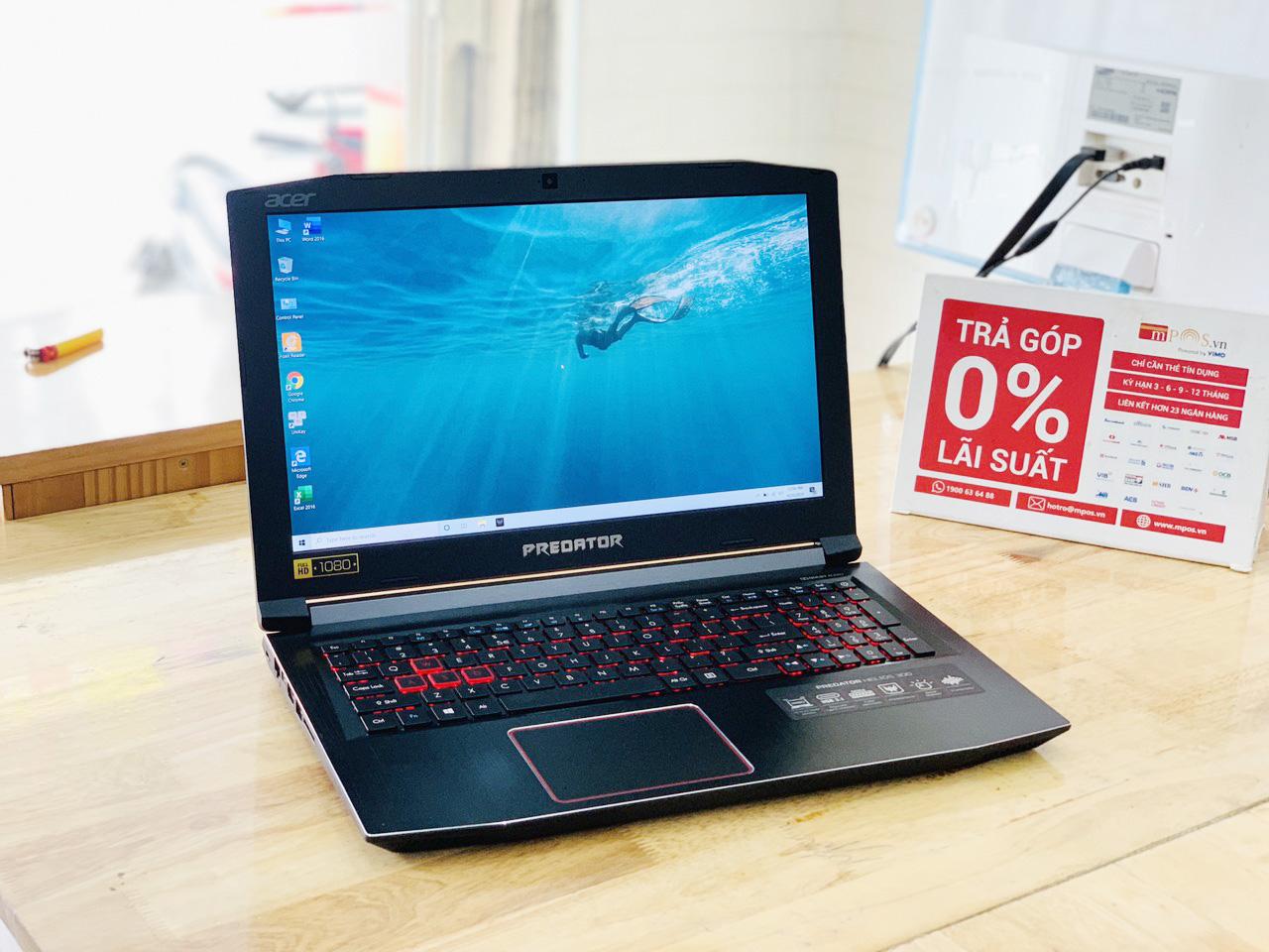 Laptop Gaming Acer Predator G3-571