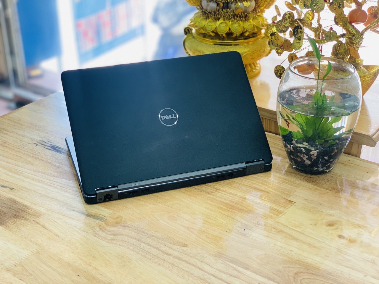 10d00842e73f03615a2e Laptop Dell Latitude E7250 i5 5300U Ram 8GB SSD 256GB 12.5 inch Siêu Bền Siêu Mỏng