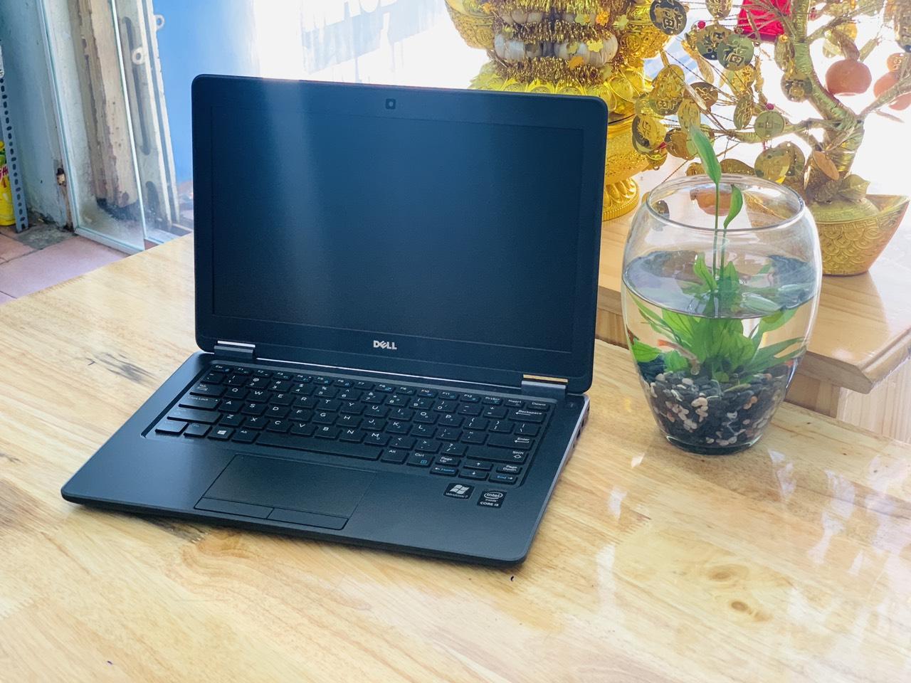 a54d5fe6b09b54c50d8a Laptop Dell Latitude E7250 i5 5300U Ram 8GB SSD 256GB 12.5 inch Siêu Bền Siêu Mỏng