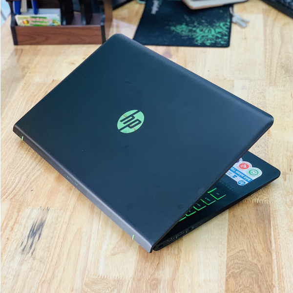 Laptop HP Gaming 15-cb504tx i7-7700HQ Ram 8GB SSD 128GB + HDD 1TB Vga rời GTX 1050 15.6inch Full Hd BH Hãng Tới 2020