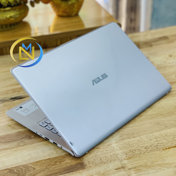 "Asus Vivobook S530 i5-8250U  Ram 4GB SSD 128G +HDD 1TB Vga Rời MX150 15.6"" Full HD Like New"