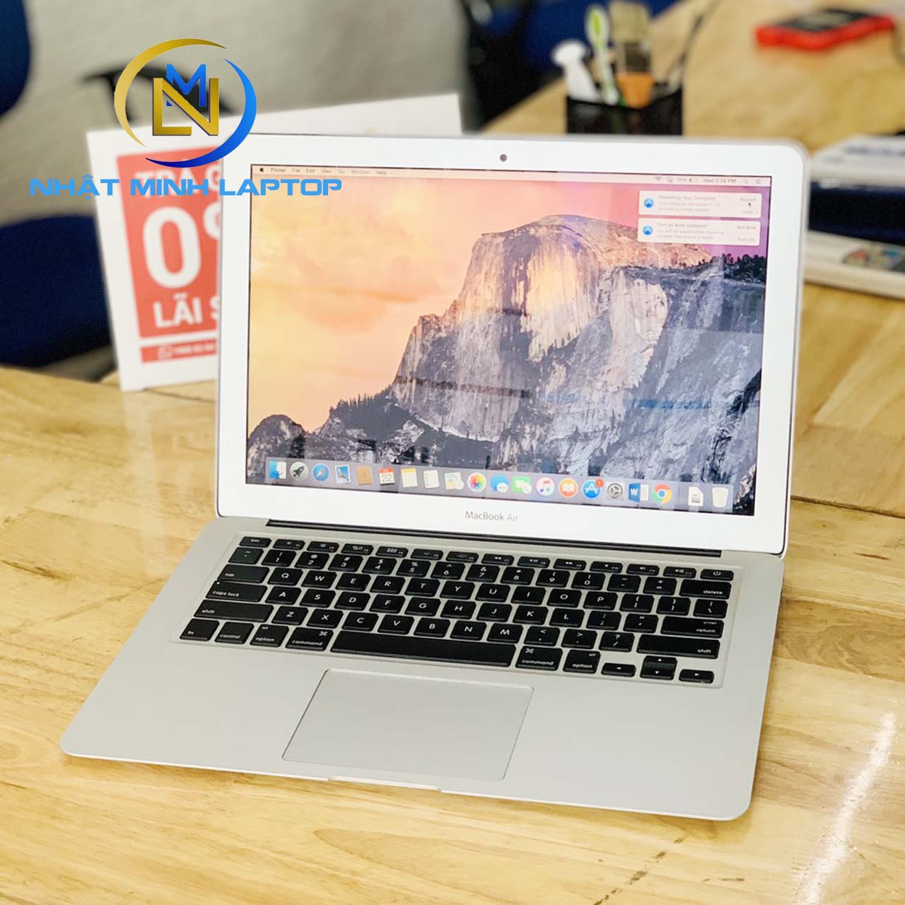 Macbook Air 13-inch 2013 Core i7 Ram 8GB SSD 128GB Đẹp Keng